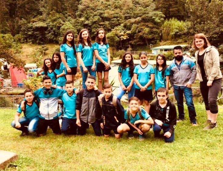 Freiwilligenarbeit in Costa Rica, in einer Bildungsinstitution
