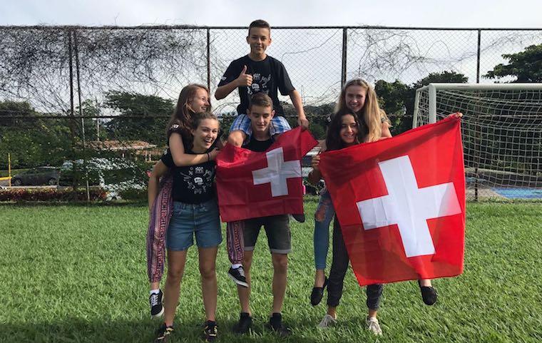 Schweizer Austauschschüler in Costa Rica