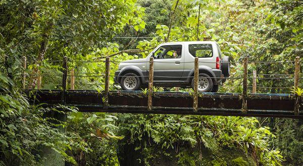 Mietwagen Costa Rica