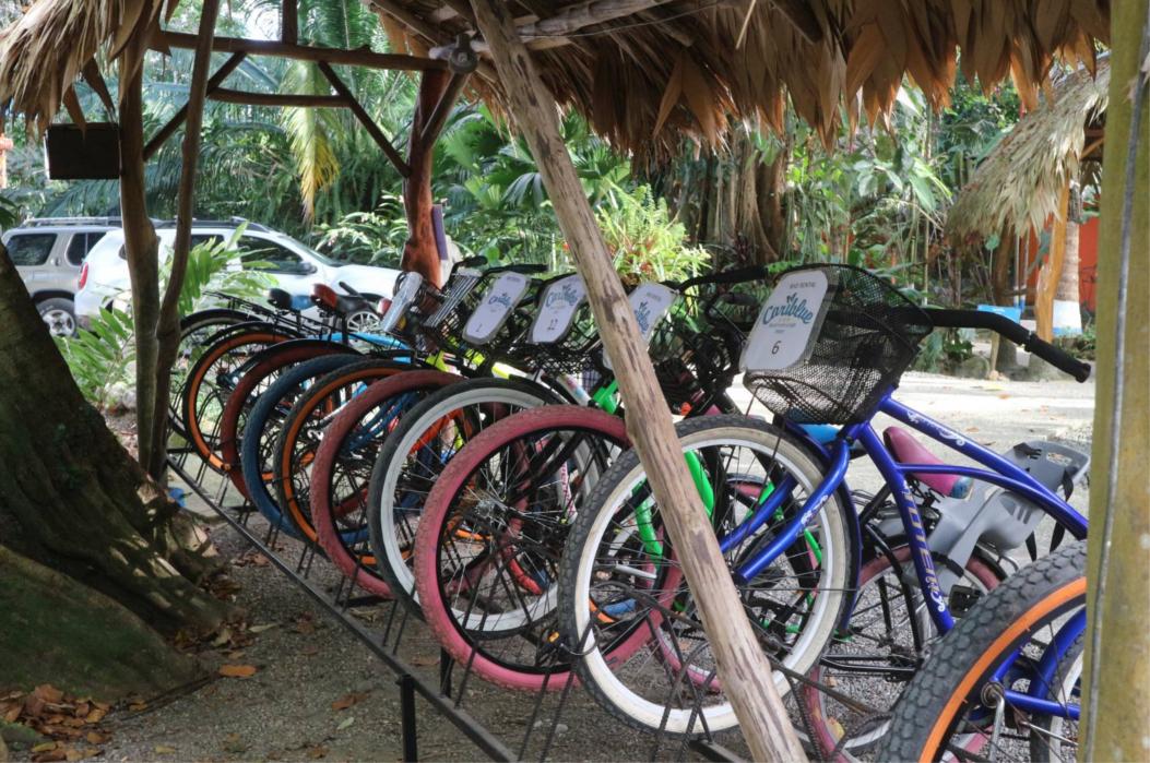 Fahrradverleih Karibik Süd Costa Rica