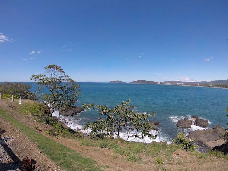Schöne Aussichten bei Jacó