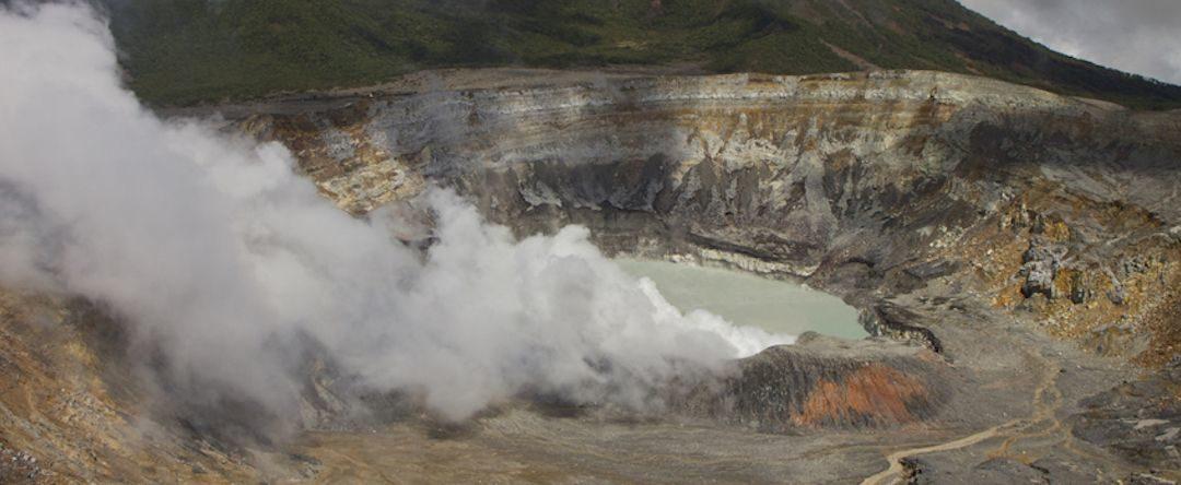 Costa Rica's Vulkane