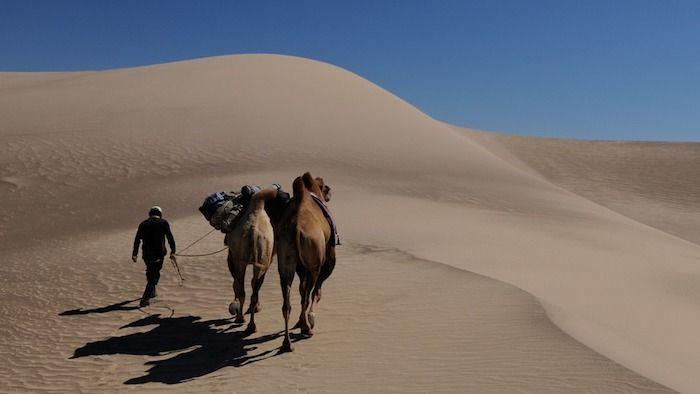 Leben als Nomade