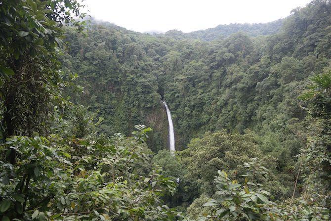 Costa Rica Familienurlaub